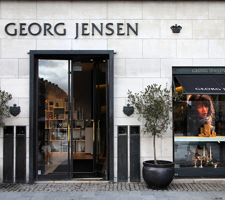 「ジョージ・ジェンセン - Georg Jensen」のイメージ画像