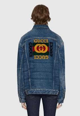 「オーバーサイズデニムジャケット」のイメージ画像