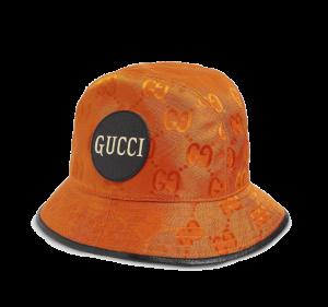 グッチ ハット オレンジ