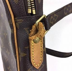 訳あり商品「切れたり破損しているバッグ」の画像