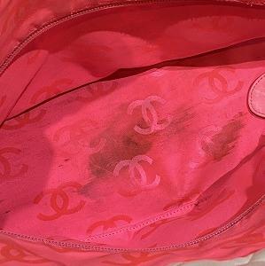 訳あり商品「汚れている状態のバッグ」の画像
