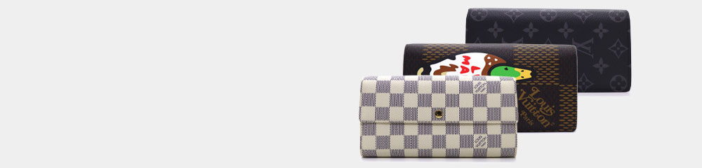 ルイヴィトン財布買取のMV画像