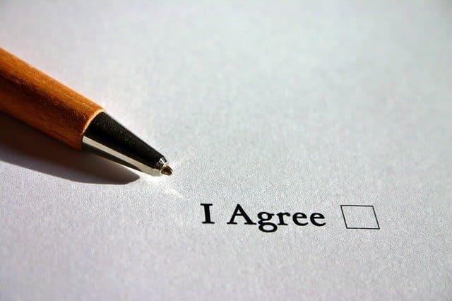 「お店によっては同意書や委任状が必要となることも」のイメージ画像