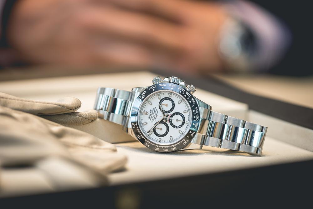「資産価値が急上昇中!ロレックス時計の買取実績例」のイメージ画像
