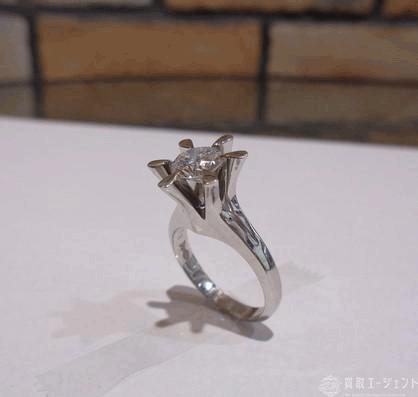 「ダイヤモンドリング 1.073ct」のイメージ画像