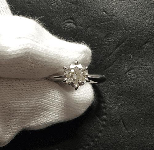 「ダイヤモンドリング 1.01ct」のイメージ画像