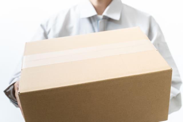 「郵送で売却する手順」のイメージ画像