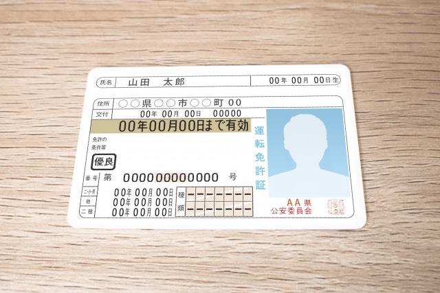 「金の買取(売却)時に身分証が必要な理由」のイメージ画像