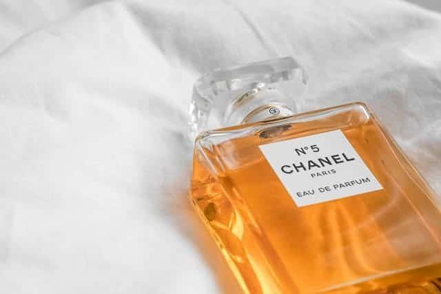 「シャネルの香水」のイメージ画像