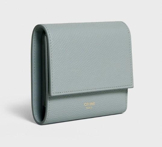 「三つ折りミニ財布」のイメージ画像